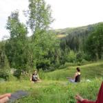 Йога - семинар Карпаты: впечатления...
