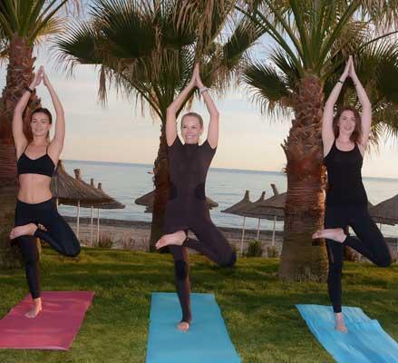 Йога семинар Турция 2016