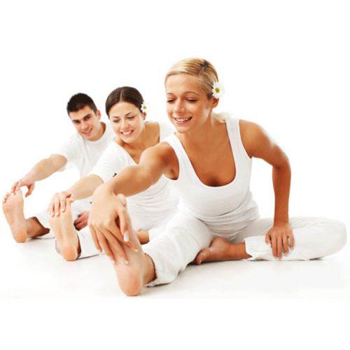 Занятия йога терапия Киев