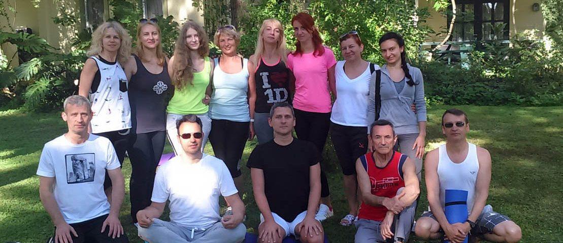 Весенний йога семинар, май 2017 - Турция, Кемер