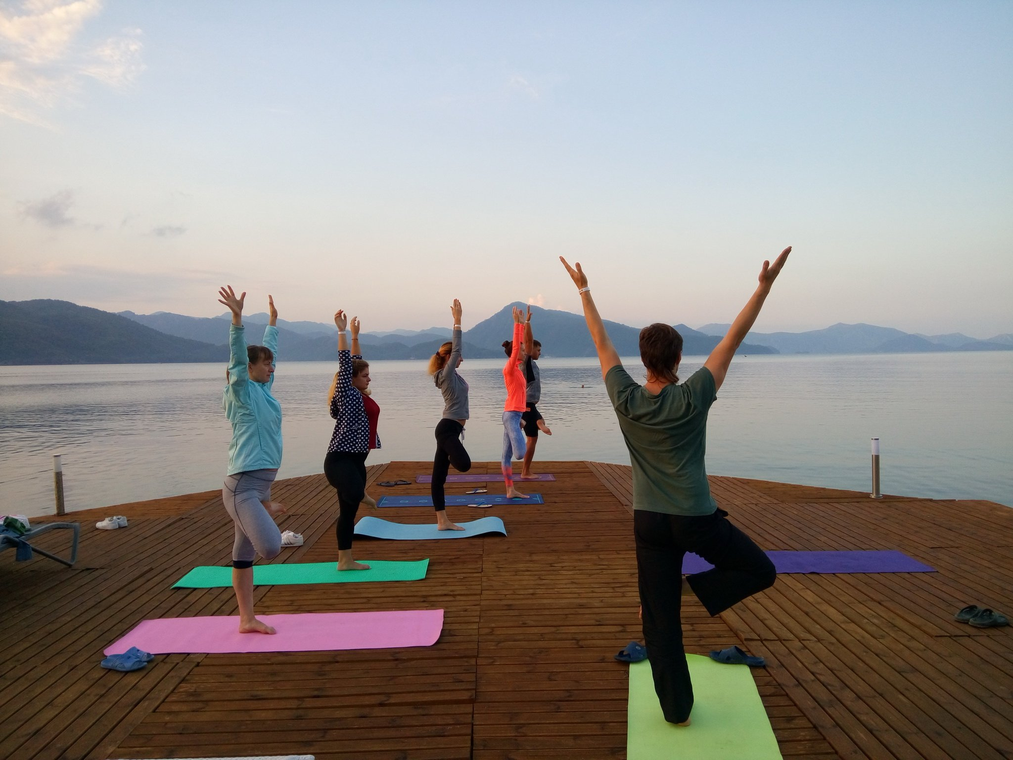 Осенний йога семинар, октябрь 2017 - Турция, Мармарис