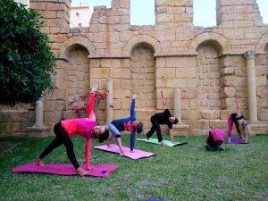 Весенний йога семинар 2018 - Тунис, Сусс